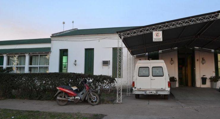 El Hospital de Santa Lucía.
