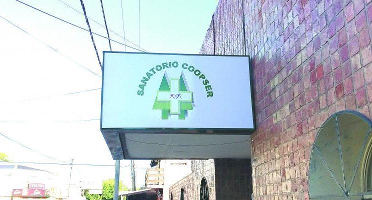 Sanatorio Coopser abre el lunes 21 sus consultorios amarillos.