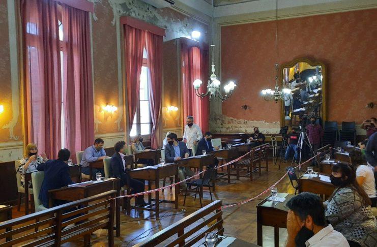 El Concejo tuvo su última sesión ordinaria tras la polémica con Lalface.