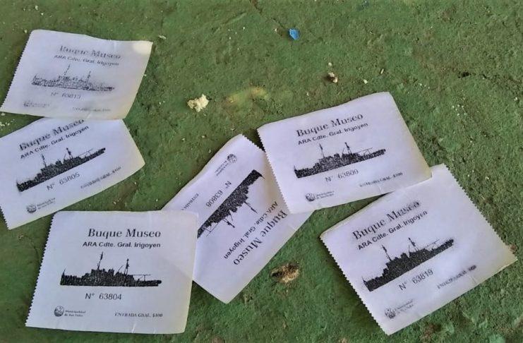Tickets con numeración repetida alimentan la sospecha de talonarios duplicados.