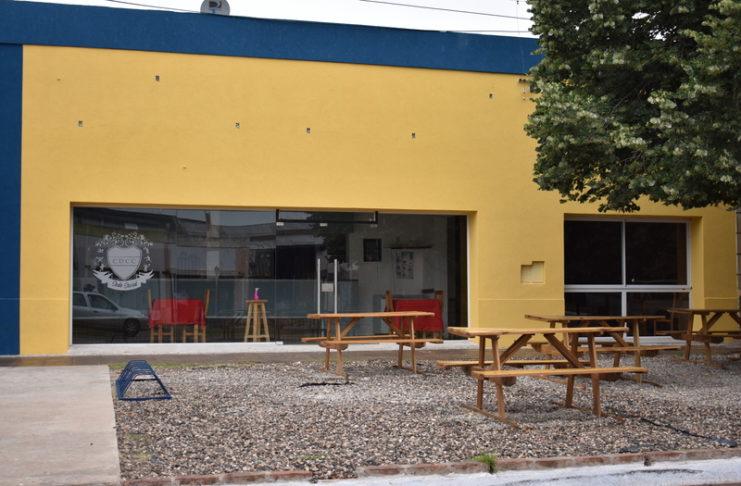 En este lugar asesinaron a Rodrigo Paz el sábado 7 de noviembre al mediodía.