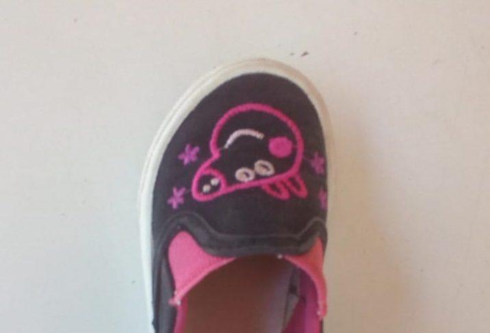 La zapatilla de Natu