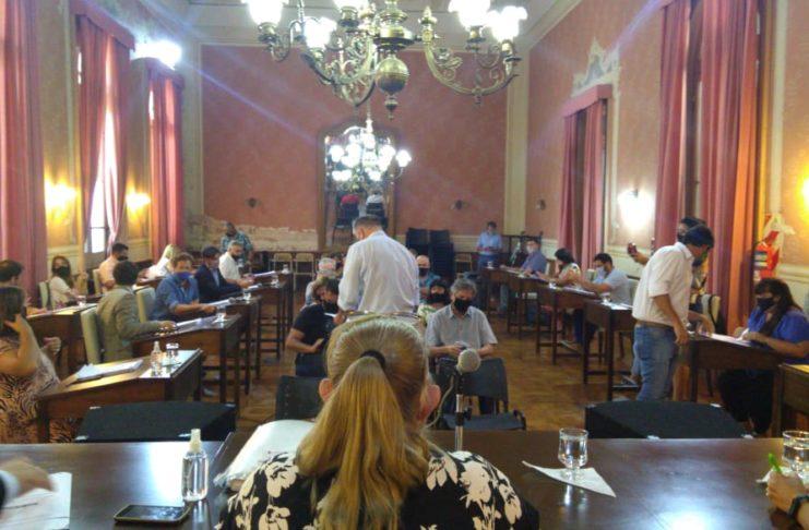 El Concejo aprobó el Presupuesto 2021 tras la asamblea de Mayores Contribuyentes.