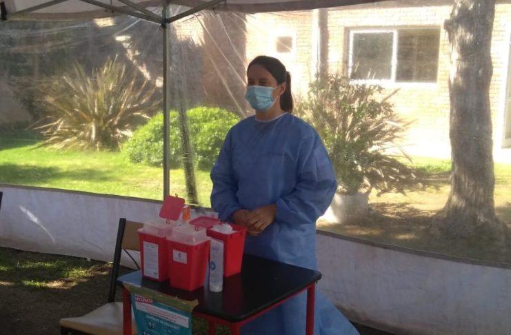 Provincia asignó un nuevo lotes de vacunas para San Pedro.