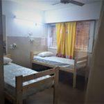 Hay camas disponibles en el Hospital y en la clínica San Pedro.