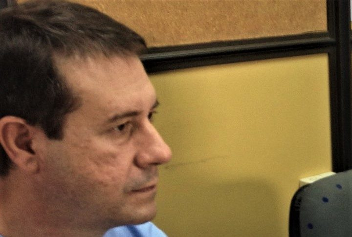 Cecilio Salazar definirá en las próximas horas si Daniel Creus asume en reemplazo de Sancho.