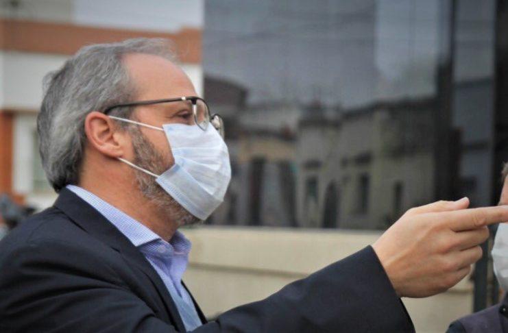 El director de Hospitales de la Provincia, Juan Riera, dialogó con Sin Galera.
