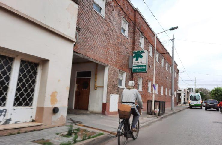 La clínica San Pedro recibirá pacientes de internación del Hospital.
