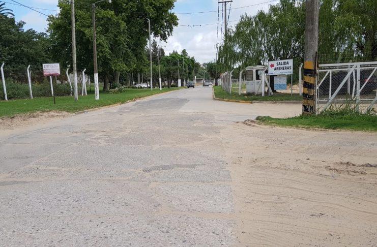 Habrá desvío y controles de tránsito mientras se desarrollen las obras.