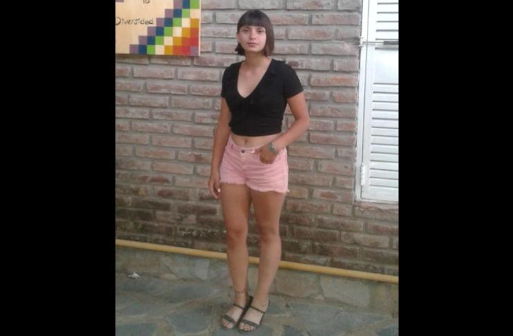 Buscan a Lourdes Anahí Stermieri, de 16 años.