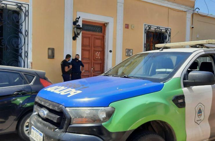 Fiscalía comprobó que Navarro no cumplió con las pautas del arresto domiciliario y lo envió a la cárcel.