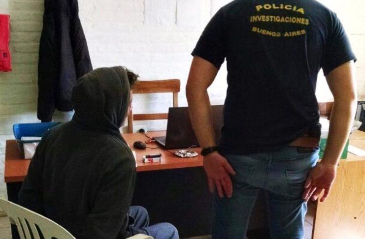 Claudio Tonsoratti fue detenido en 2017, luego de la declaración bajo cámara Gesell de la víctima.