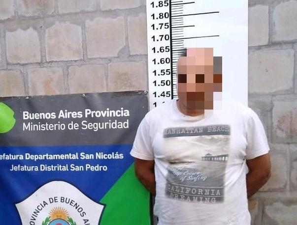 Había sido detenido en diciembre de 2019.