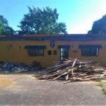La escuela 42 del paraje Basso.