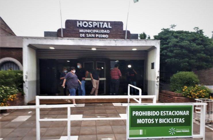El Hospital tiene inconvenientes con las líneas telefónicas.