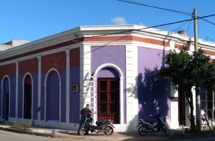 La sede de la Subsecretaría de Género municipal.