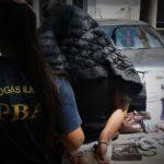 Los detenidos en operativos de la división drogas ilícitas de San Nicolás quedaban alojados en la Jefatura.