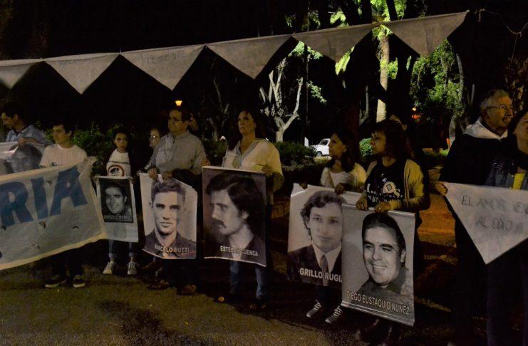 El acto central será, como siempre, en el Monumento a los Desaparecidos locales.