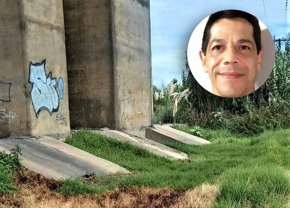 Paulino Ávila fue hallado en este lugar.