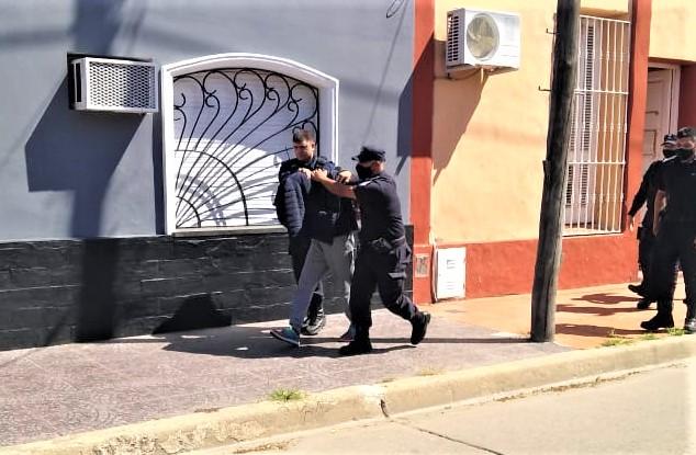 Mauro Escobar permanece detenido acusado del asalto a Tarjeta Fértil.