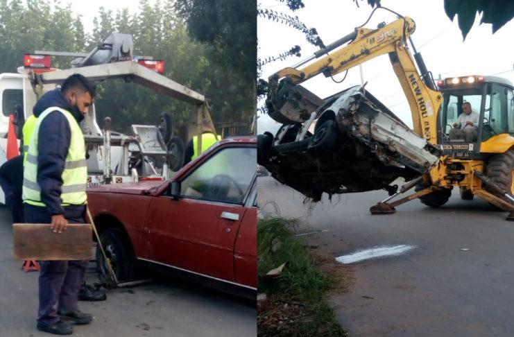 La Dirección de Tránsito recorrerá la ciudad para secuestrar vehículos abandonados.