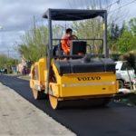El Gobierno de Salazar continuará con su plan de pavimentación de calles.