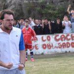 Agustín Díaz reemplazará a Baraybar una semana.