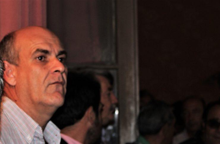 Roberto Borgo comenzó a trabajar en el Gobierno de Salazar este lunes.