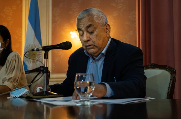 La Rendición de Cuentas de Salazar ya está en análisis en el Concejo.