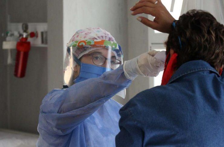 Las muestras enviadas a analizar fueron tomadas en los Consultorios Amarillos.