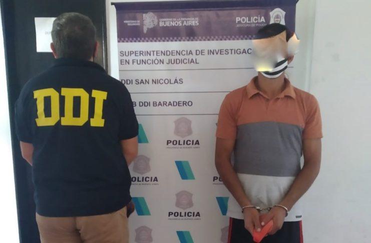 El detenido fue denunciado en junio de 2020.