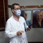 El secretario de Salud, Daniel Creus.