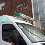 La clínica San Pedro recibe pacientes de internación del Hospital.