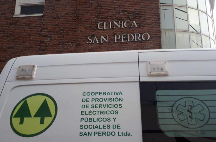 Las clínicas privadas no tienen camas con respirador disponibles en UTI.