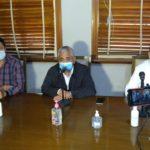 La última conferencia de prensa fue el 20 de abril, para anunciar que la ciudad pasaba a Fase 3.