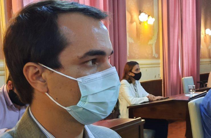 El concejal Juan Pablo Ruozi aclaró su posición respecto del comunicado del PRO San Pedro.