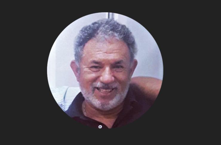 Raúl Giles tenía 66 años.
