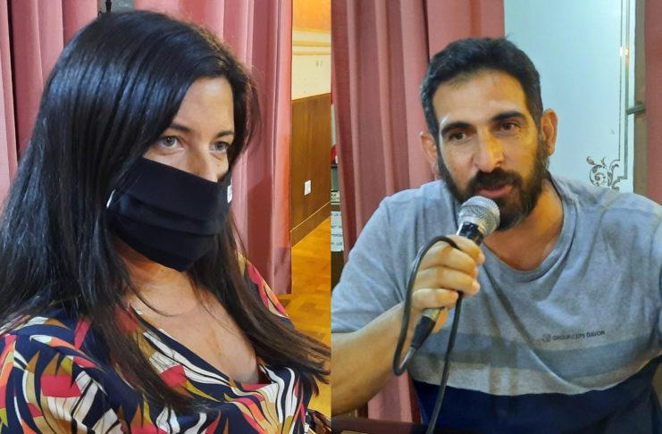 Sánchez y Baraybar tienen coronavirus.