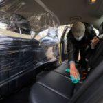 Taxis y remises tienen un protocolo para minimizar el riesgo de contagio.
