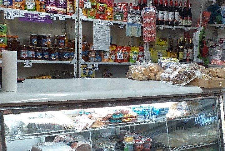 En los almacenes de barrio el acceso a los productos del acuerdo es más difícil.
