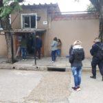 El vacunatorio del programa Vacuante Buenos Aires en San Pedro.