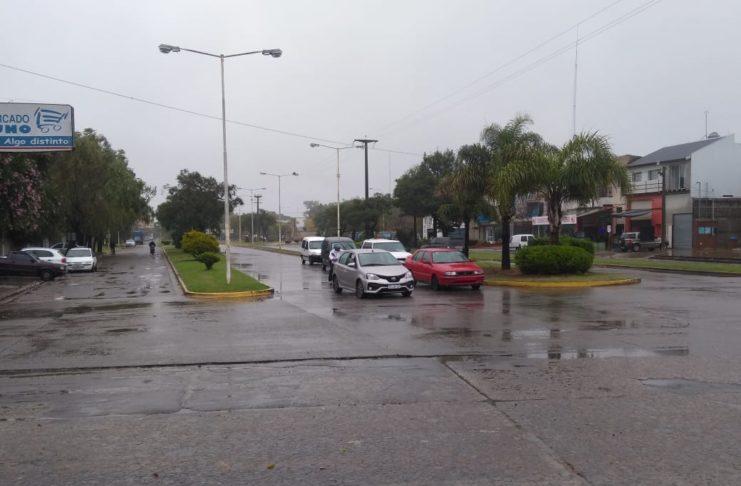 La caravana partirá de Mitre y Juan B. Justo.