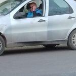 Hace unas semanas Hugo Cejas fue fotografiado en su auto en inmediaciones de la casa de la víctima.
