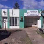 El Hospital 26 de Julio de la localidad de Gobernador Castro.