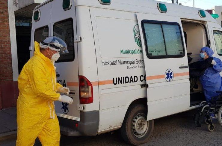 En la última semana murieron 17 pacientes contagiados con COVID-19.