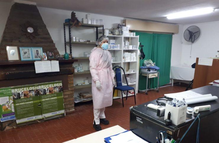 La Secretaría de Salud repetirá el operativo en La Tosquera.