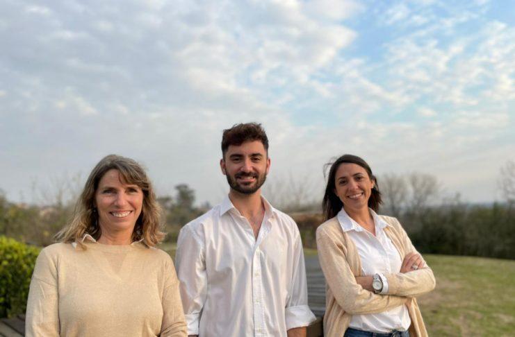 Basso, Pisani y Batalla, los tres primeros precandidatos de la UCR.