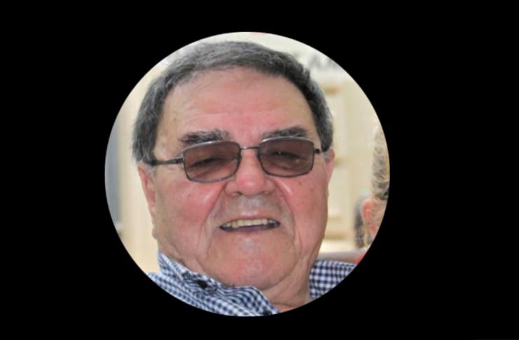 Roberto Galarza tenía 76 años. Foto: Jorge
