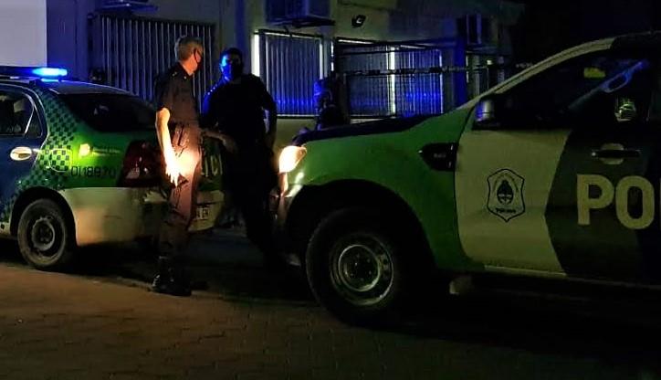 Policía e Inspección intervinieron en las fiestas clandestinas.