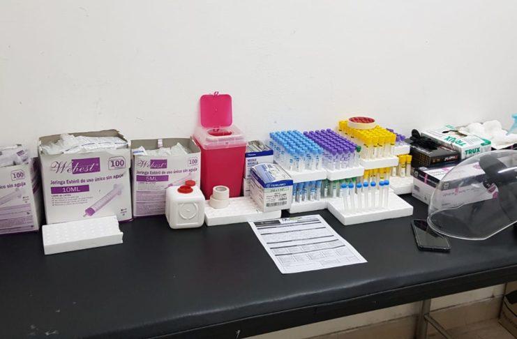 La mayoría de los positivos fueron detectados a través de test rápidos.
